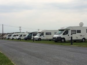 Rossnowlagh-camping-motorhomes-parked
